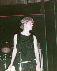 11th Hour live (Sarah) 31 July 1982