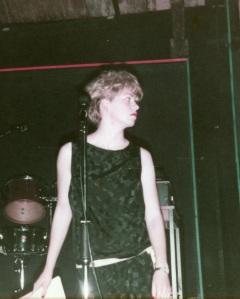 11th Hour live (Sarah) 31 July 1982