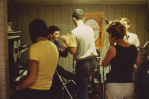 11th Hour recording together demo 1982