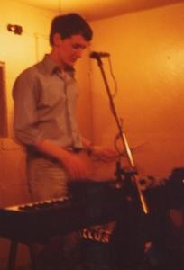 John recording the 11th Hour demo